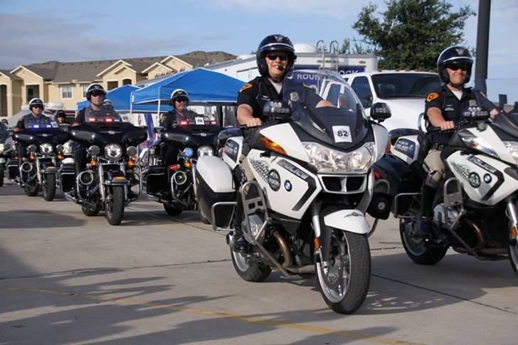 slcpd takes 2nd place in national police motorcycle competition